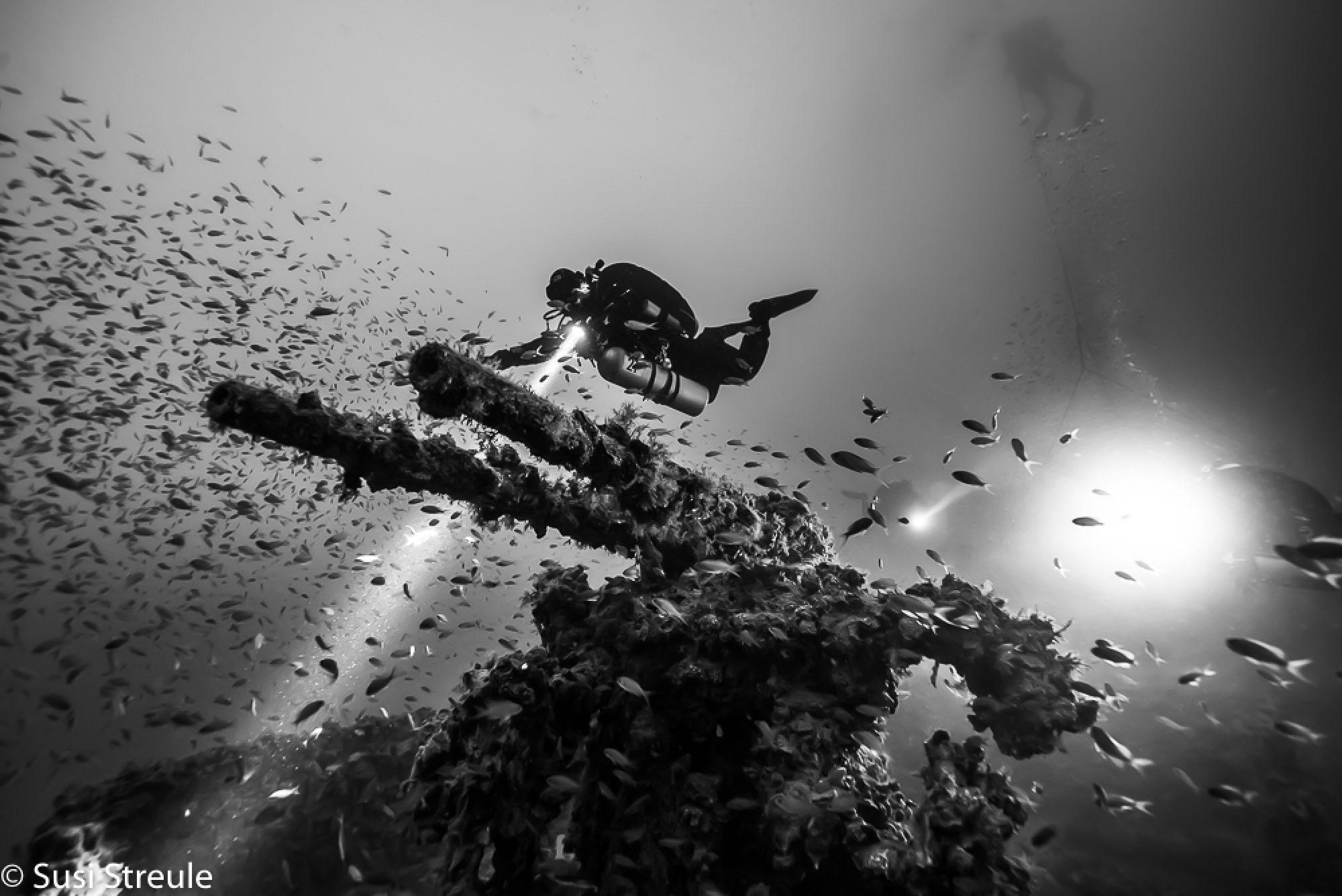 Technical Underwater Support
